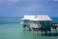 Cabañas del hotel, Bermudas Foto de archivo