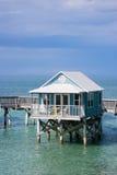 Cabañas del hotel, Bermudas Foto de archivo libre de regalías