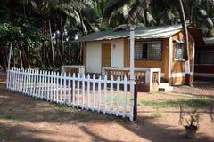 Cabañas tropicales Fotografía de archivo