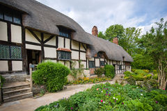 Cabaña inglesa rural vieja Imagen de archivo libre de regalías