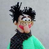 Caballero de la marioneta Imágenes de archivo libres de regalías