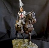 Caballero de Templar Fotografía de archivo
