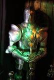Caballero en armadura brillante fotos de archivo libres de regalías