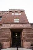 Caballero Library en la universidad de Oregon imágenes de archivo libres de regalías