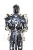 Caballero medieval foto de archivo