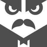 Caballero pasado de moda del avatar del usuario Imagen de archivo libre de regalías