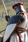 Caballero Templar Fotos de archivo libres de regalías