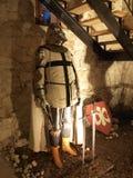 Caballero teutónico, Lublin, Polonia foto de archivo libre de regalías