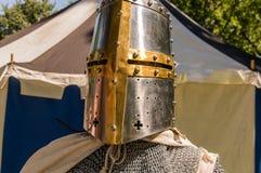 Caballeros Templar Fotografía de archivo libre de regalías