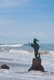 caballito de el Puerto Vallarta Royaltyfri Fotografi