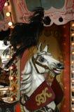 Caballo de Carroussel Foto de archivo libre de regalías