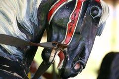 caballo del carrusel Imágenes de archivo libres de regalías
