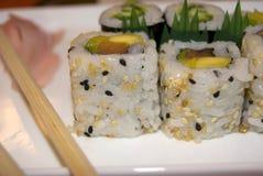 Caballo loco del sushi Imagenes de archivo