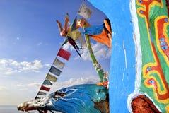 Caballos del viento Imagen de archivo libre de regalías