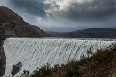 Caban Coch Dam Stock Images