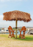 Cabana Royalty Free Stock Photography