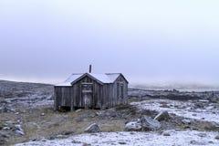 Cabana da caça Foto de Stock