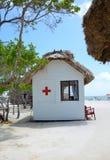 Cabana da emergência Imagem de Stock