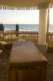 Cabana da massagem Foto de Stock