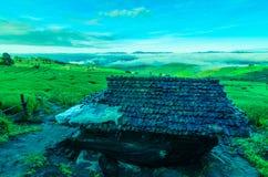 Cabana da natureza Imagem de Stock