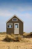 Cabana da praia isolada Imagem de Stock Royalty Free