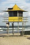 cabana da salva-vidas foto de stock royalty free