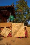 Cabana da vila Imagens de Stock Royalty Free