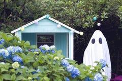 Cabana de Ghost Imagem de Stock