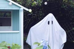 Cabana de Ghost foto de stock royalty free