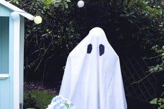 Cabana de Ghost foto de stock