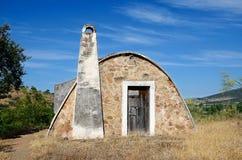Cabana de pedra - horizontal Fotografia de Stock Royalty Free
