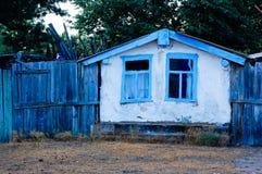 Cabana em Rússia fotografia de stock