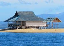 Cabana nas Filipinas Imagem de Stock