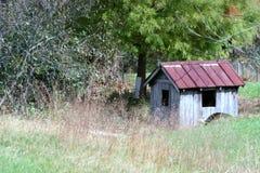 Cabana no campo Imagem de Stock Royalty Free