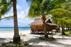 Cabana no mar fotos de stock royalty free