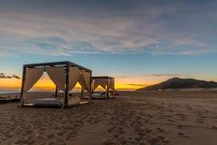 Cabana Resort Stock Images