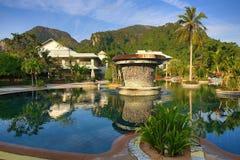 Cabana Resort, Loh-Dalum Bay, Phi Phi,  Thailand Royalty Free Stock Photography