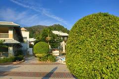Cabana Resort, Loh-Dalum Bay, Phi Phi,  Thailand Royalty Free Stock Photo