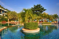 Cabana Resort, Loh-Dalum Bay, Phi Phi,  Thailand Royalty Free Stock Image