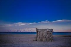 Cabana só Fotografia de Stock Royalty Free