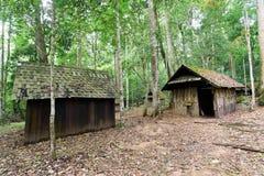 A cabana velha Foto de Stock Royalty Free