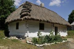 Cabana velha imagens de stock