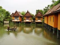 Cabanas Foto de Stock