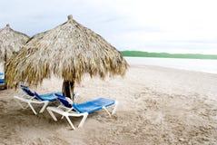 cabanas Obraz Royalty Free