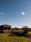 Cabane en bois photographie stock libre de droits