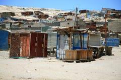 Cabanes Image stock