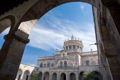 Cabanes culturelles d'Instituto, Guadalajara, Mexique Image stock
