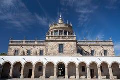 Cabanes culturelles d'Instituto, Guadalajara, Mexique photo stock