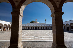 Cabanes culturelles d'Instituto, Guadalajara, Mexique Image libre de droits