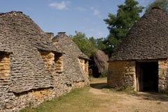 Cabanes du Breuil Stock Images